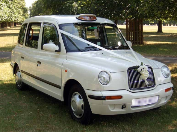 White-wedding-taxi-TX11