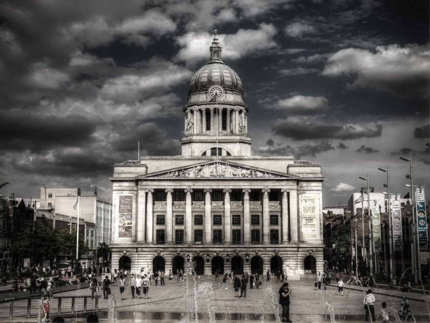 Notts council house
