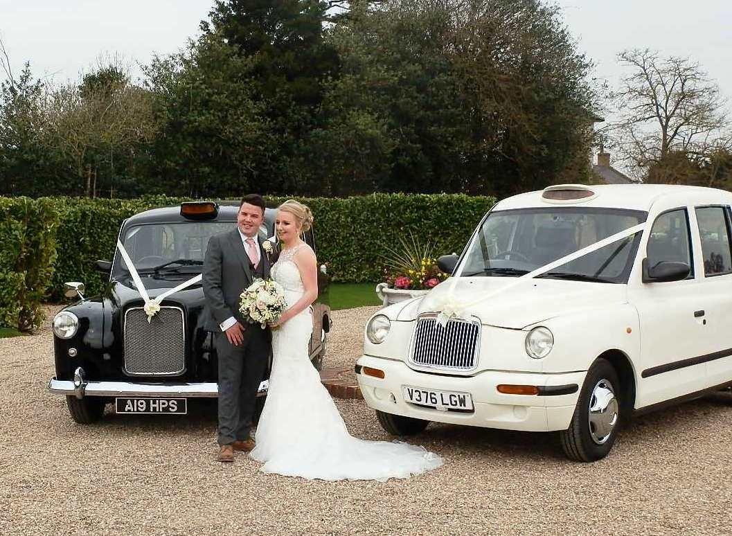 Four Weddings and a FewMiles!