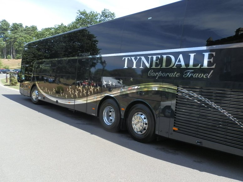 Leeds United FC Team Coach at Breadsall Priory